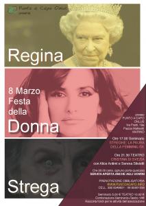 Locandina Festa della Donna 2014