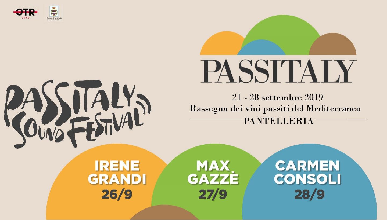 Pantelleria: tutto pronto per il PASSITALY 2019 dal 21 al 28 settembre 2019