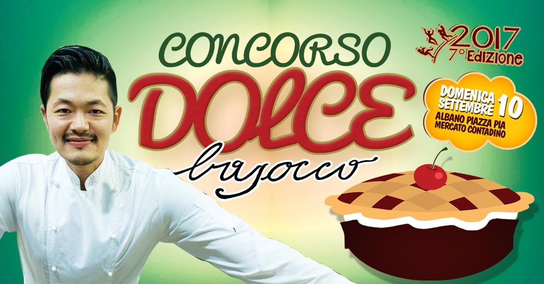 CONCORSO DOLCE BAJOCCO 2017 CON LO CHEF HIRO